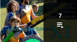 Uhus Jugger Tutorials (deutsch)