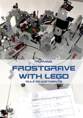 Frostgrave for Lego
